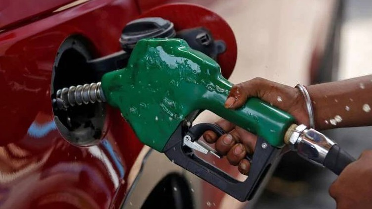 Fuel prices come down
