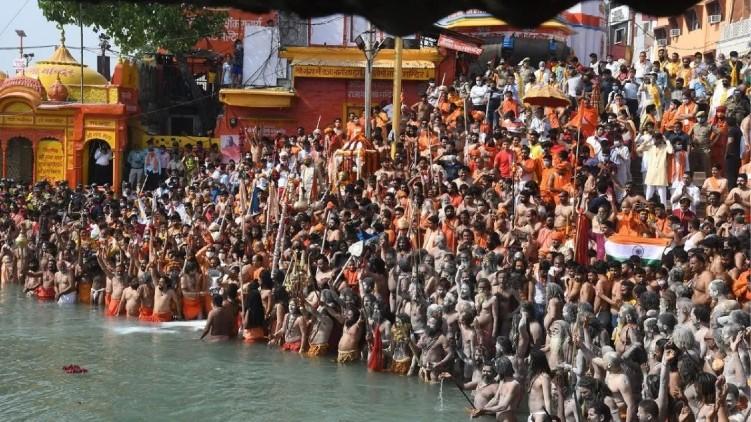 Authorities Kumbh Mela continue