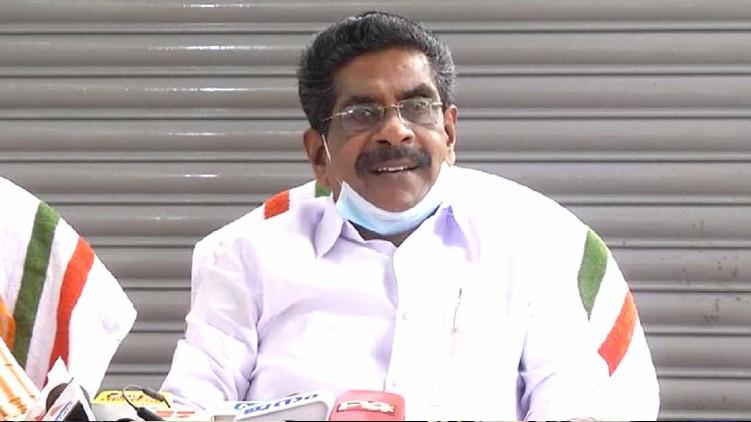 Mullappally Ramachandran KT Jaleel's