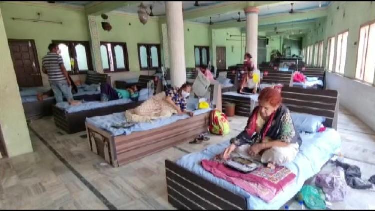 Vadodara Mosque Converted Covid