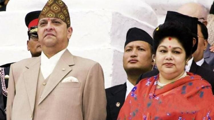 Nepal's Gyanendra COVID Kumbh