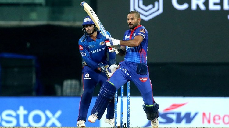 delhi capitals won mumbai