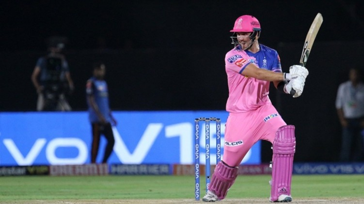 Rajasthan Royals Livingstone bubble