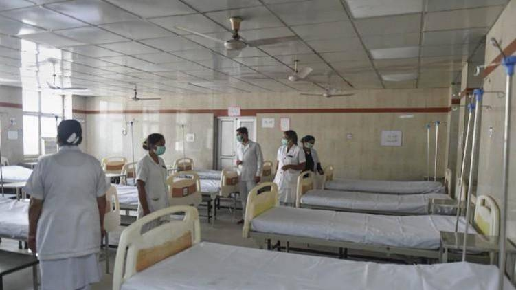 all hospitals should leave 25 percent for covid patients