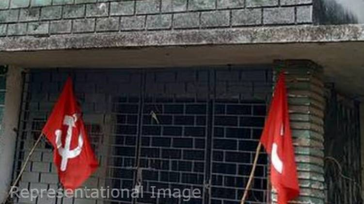 attack against cpim office in balussery