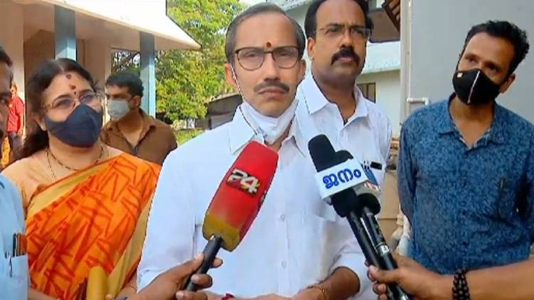 bjp will perform well in election says mt ramesh