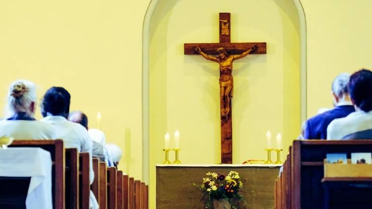 church produce circulars in the wake of covid