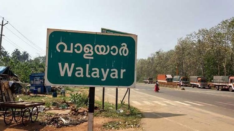 covid test in walayar border from tomorrow