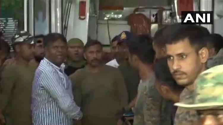 crpf jawan freed by Maoists