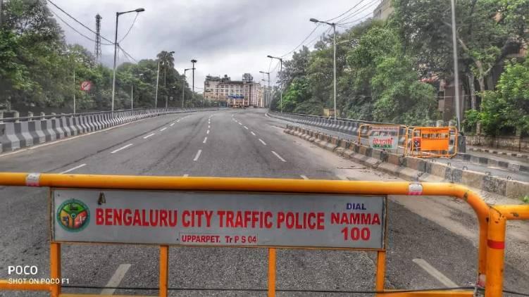 curfew in bengaluru