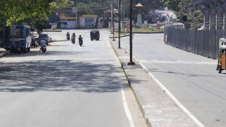 curfew in five places thrissur
