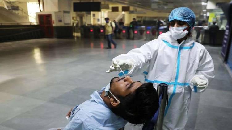 delhi covid cases crossed 10 thousand