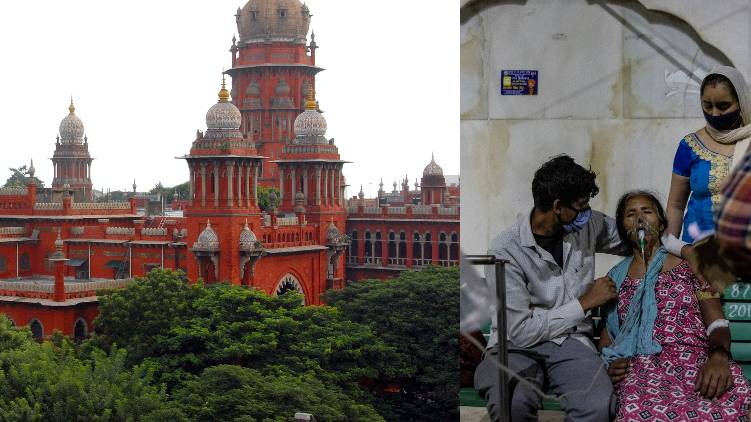 election commission responsible for covid second wave says madras hc
