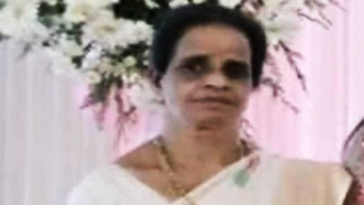 kattappana woman death is murder
