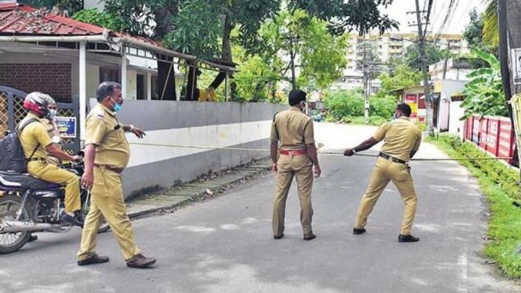 lockdown in ernakulam