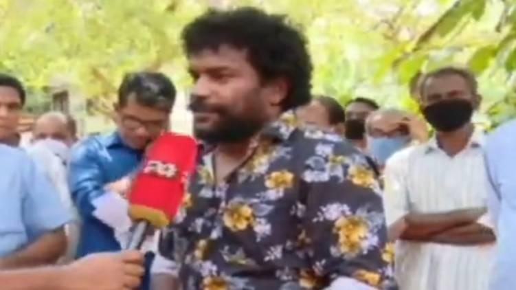 manikantan achari about m swaraj