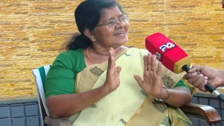 mercykutty amma against pc vishnunath