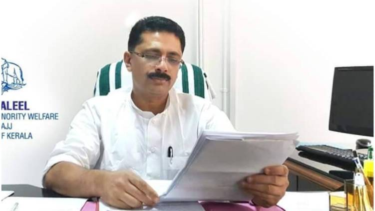 minister kt jaleel approaches court seeking ban on lokayukta verdict