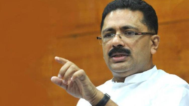 minister kt jaleel resigned