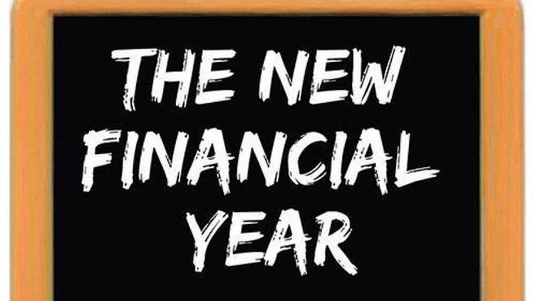 new financial year india