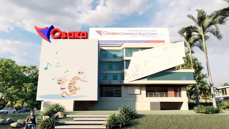 osaka connect dot com bengaluru branch inauguration