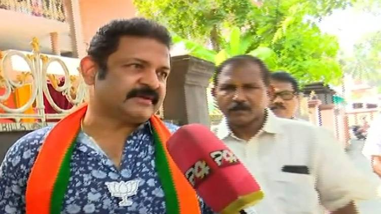 party made me hero says krishnakumar