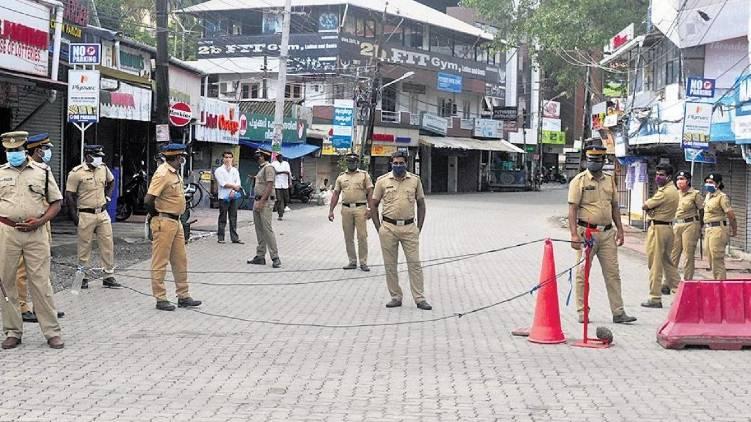 restrictions tighten in ernakulam