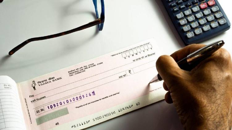 the bank cheque books pass books goes invalid