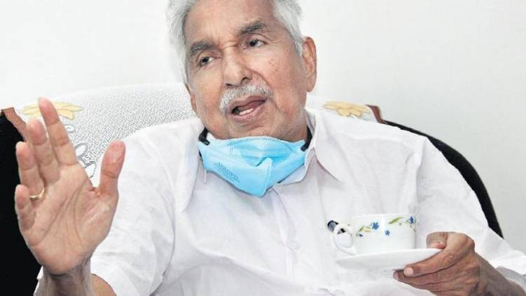 AICC decides over kpcc presidential post says oommen chandy
