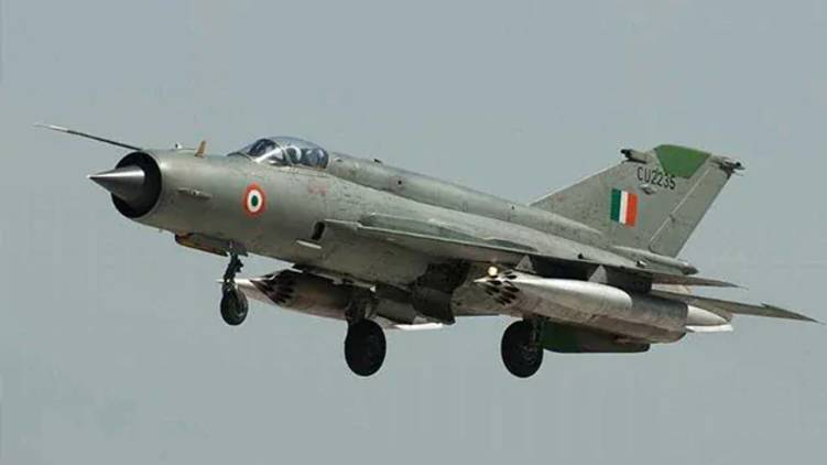 Air Force Pilot Killed In MiG 21 Bison Accident