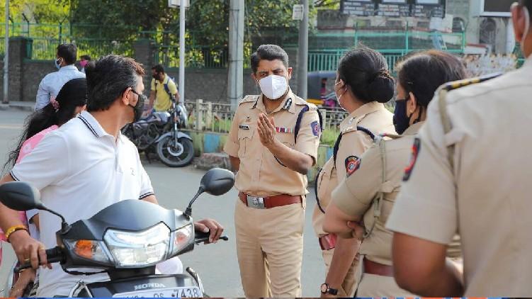 Maharashtra Police cases deaths