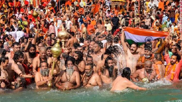 Kumbh returnees positive COVID