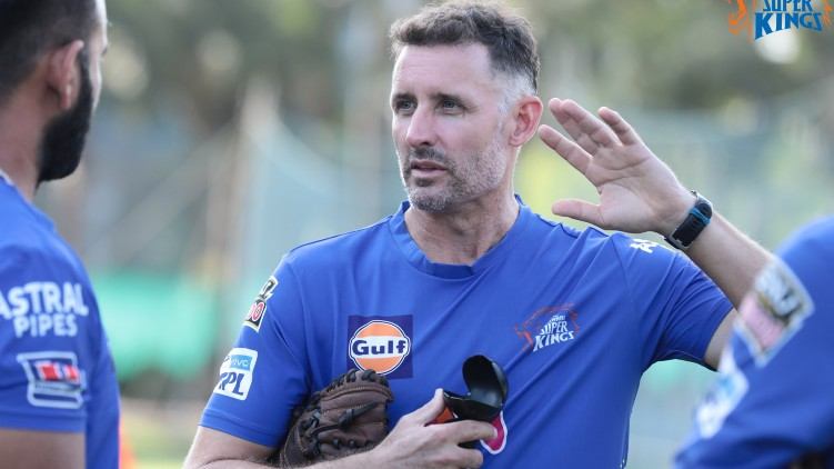 Mike Hussey positive Covid