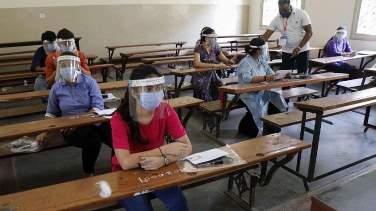 conduct offline exams UGC