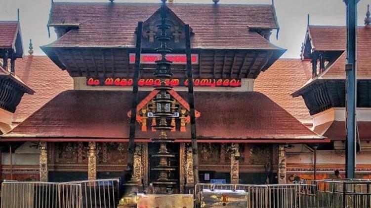 Lockdown wedding Guruvayur temple