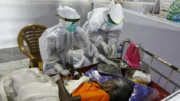 Facilities covid treatment Pinarayi