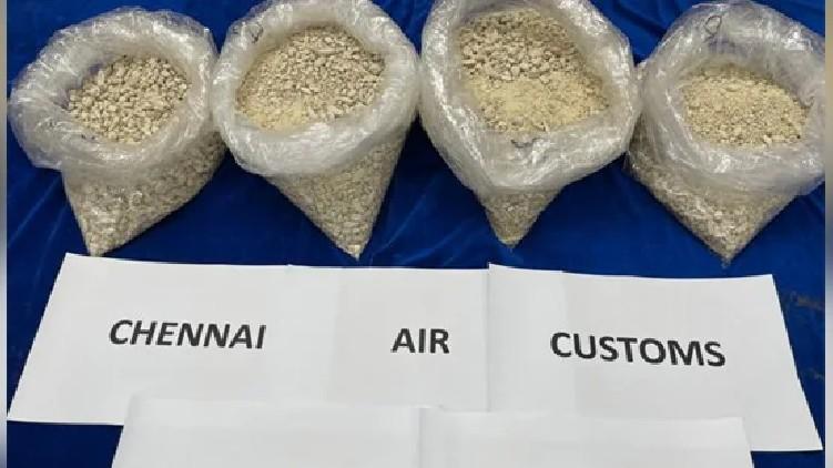 Heroin 100 Crore Chennai
