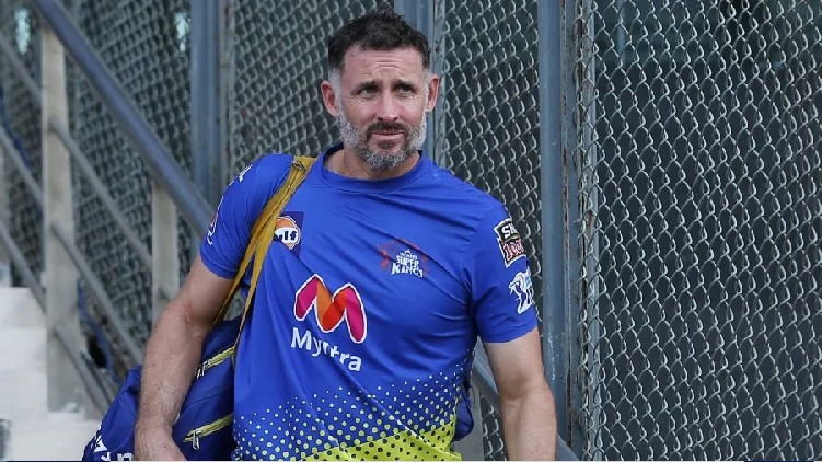 Mike Hussey negative COVID