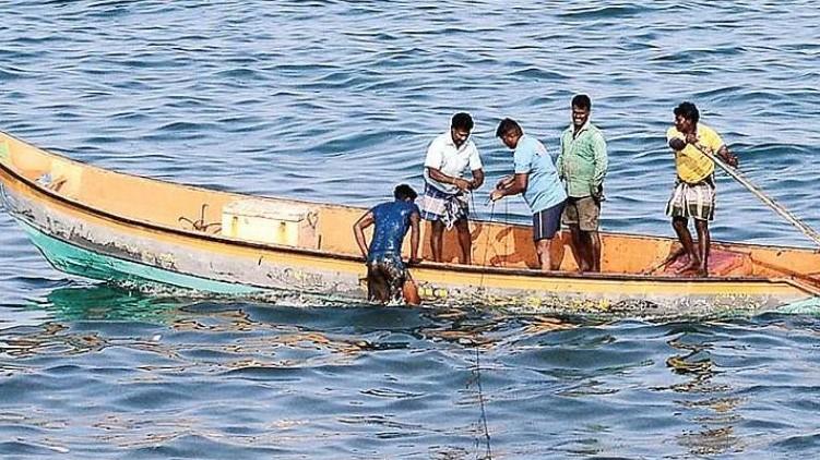 winds Fishermen warned sea