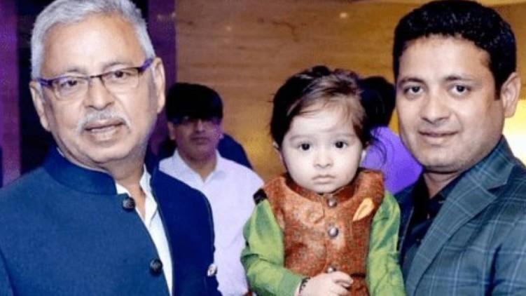 Piyush Chawla's father dies