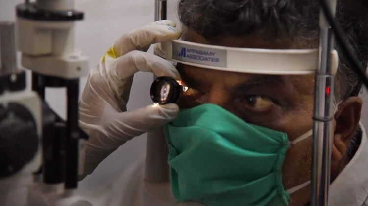 Black fungus patients increasing