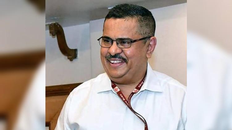 KM Abraham Principal Secretary