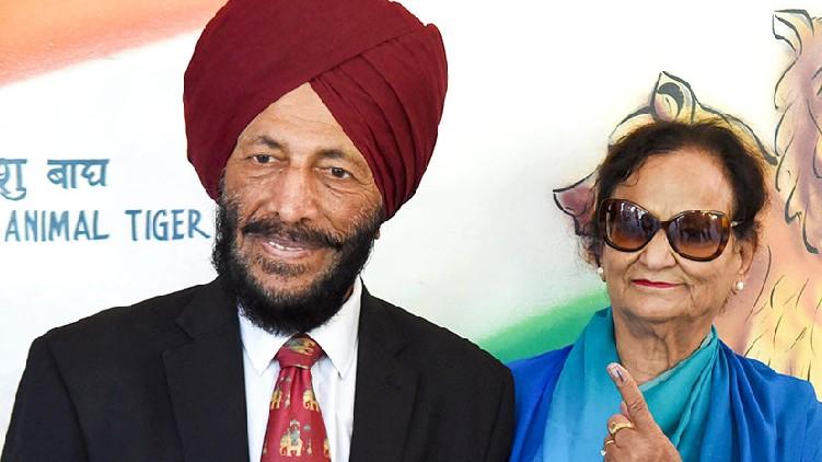 Milkha Singh Wife Pneumonia