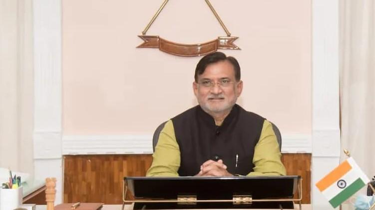 Center Lakshadweep administrator recalled