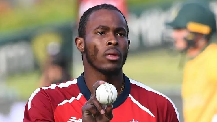 Jofra Archer play cricket