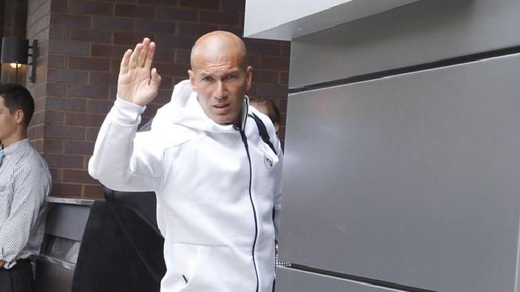 Zidane Real Madrid Coach