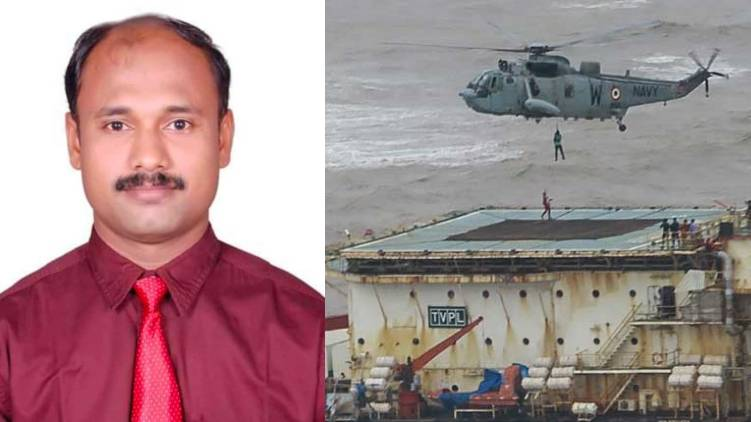 mumbai barge accident
