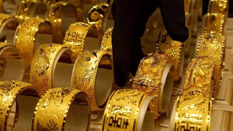 gold rate decreased