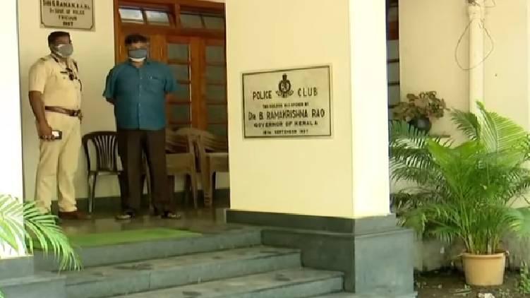 thrissur police club