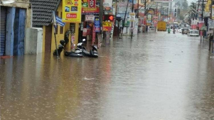 trivandrum rain